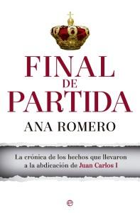 libro Final de partida - Ana Romero