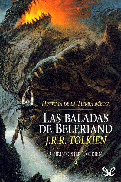 Descargar libro Las baladas de Beleriand - J. R. R. Tolkien - Epub