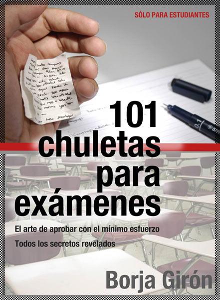 Descargar libro 101 chuletas para exámenes - Epub