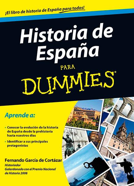Descargar libro Breve historia de España para dummies - Gernando García de Cortazar - Versión ePub