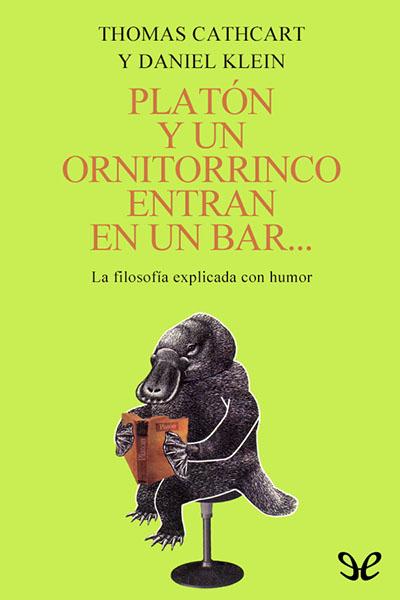 Descargar Platón y un ornitorrinco entran en un bar