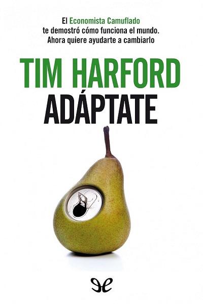 Descargar libro Adáptate - Tim Harford