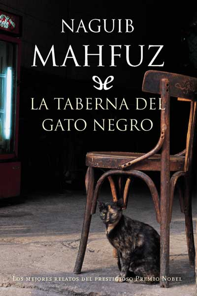 Descargar libro La taberna del gato negro - Naguib Mahfuz