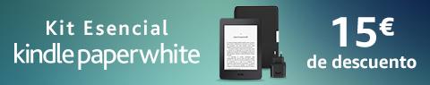 Descuento Kindle Paperwhite