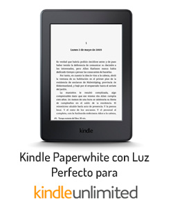 Kindle Paperwhite Amazon Unlimited